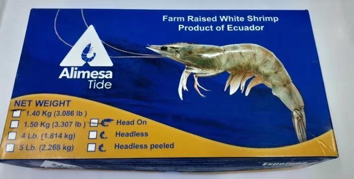 进口EXPOTUNA南美白虾(厄瓜多尔白虾)